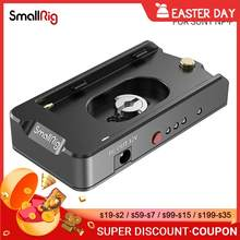 SmallRig DSLR Camera Clamp NP-F Battery Adapter Plate for Sony NP-F Type Batteries EB2504