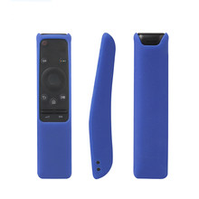 Waterproof Silicone Remote Controller Protective Universal Anti-drop Cover Shockproof Remote Control Case For Samsung Smart TV(China)