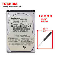 "TOSHIBA Marke 160GB 2,5 ""SATA2 Laptop Notebook Interne 160G HDD Festplatte 100 MB/s 2/8mb 5400-7200RPM disco duro interno"
