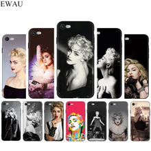 madonna Silicone phone case for iphone 5