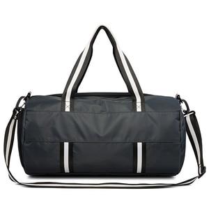 Image 3 - TIANHOO Wet and dry separation sports fitness handbag men portable large capacity travel luggage bag