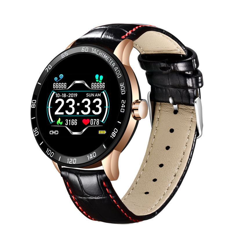 Smart Watch Men IP67 Waterproof Fitness Tracker Heart Rate Blood Pressure Monitor Pedometer for Android ios Sports smartwatch