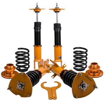 24way Adj. Damper Coilovers Suspension Shocks for Nissan Altima 07-15 for Nissan Altima Coupe D32 08-15 Absorbers