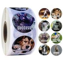 500 pçs/rolo recompensa adesivos para professores diversão motivacional incentivo adesivos para crianças bonito scrapbooking adesivos de papelaria