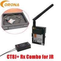 Corona 2.4Ghz JR Graupner Module & Rx Combo Kit CR4D CR8D+CT8J (V2 DSSS)