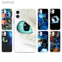Cute Dragon ToothlePhone Case for iPhone 11 Pro 7 8 SE 2020 X XR XS MAX 6 6s Plus 5 5s 7+ 8+ TPU Soft Cover lavaza ybn nahmir soft case for apple iphone 6 6s 7 8 plus 5 5s se x xs max xr tpu cover