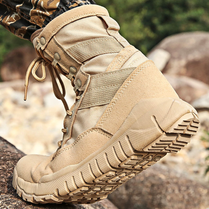 Ultra-Light For Combat Boots CQB. Swat Ultra-Light 3.0 Spring And Autumn For Combat Boots Canvas Breathable CS Hight-top For Com