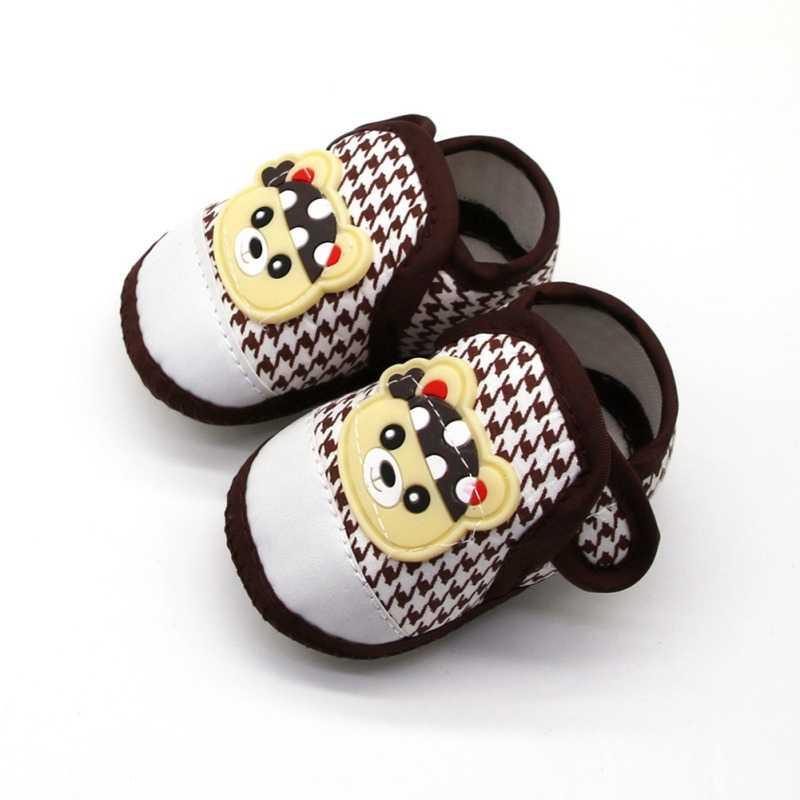 Peuter Zachte Zolen 2019 Baby Jongen Meisje Cartoon Patroon Anti-Slip Schoenen Eerste Wandelaars Baby Meisje Sandalen Casual Wandelschoenen schoen