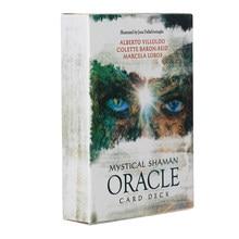 Jeux de société, cartes Oracle, shaman mystique, Tarot l, pour fête
