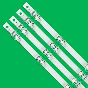 Image 4 - NEW 8 PCS/set LED backlight strip bar for LG LC420DUE 42LB3910 INNOTEK DRT 3.0 42 inch A B 6916L 1709A 6916L 1710A 1956A 42LB