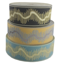 8cm Wide Curtain Ribbon Embroidery lace handmade curtain accessories ribbon ethnic carpet decorating 5yard/lot