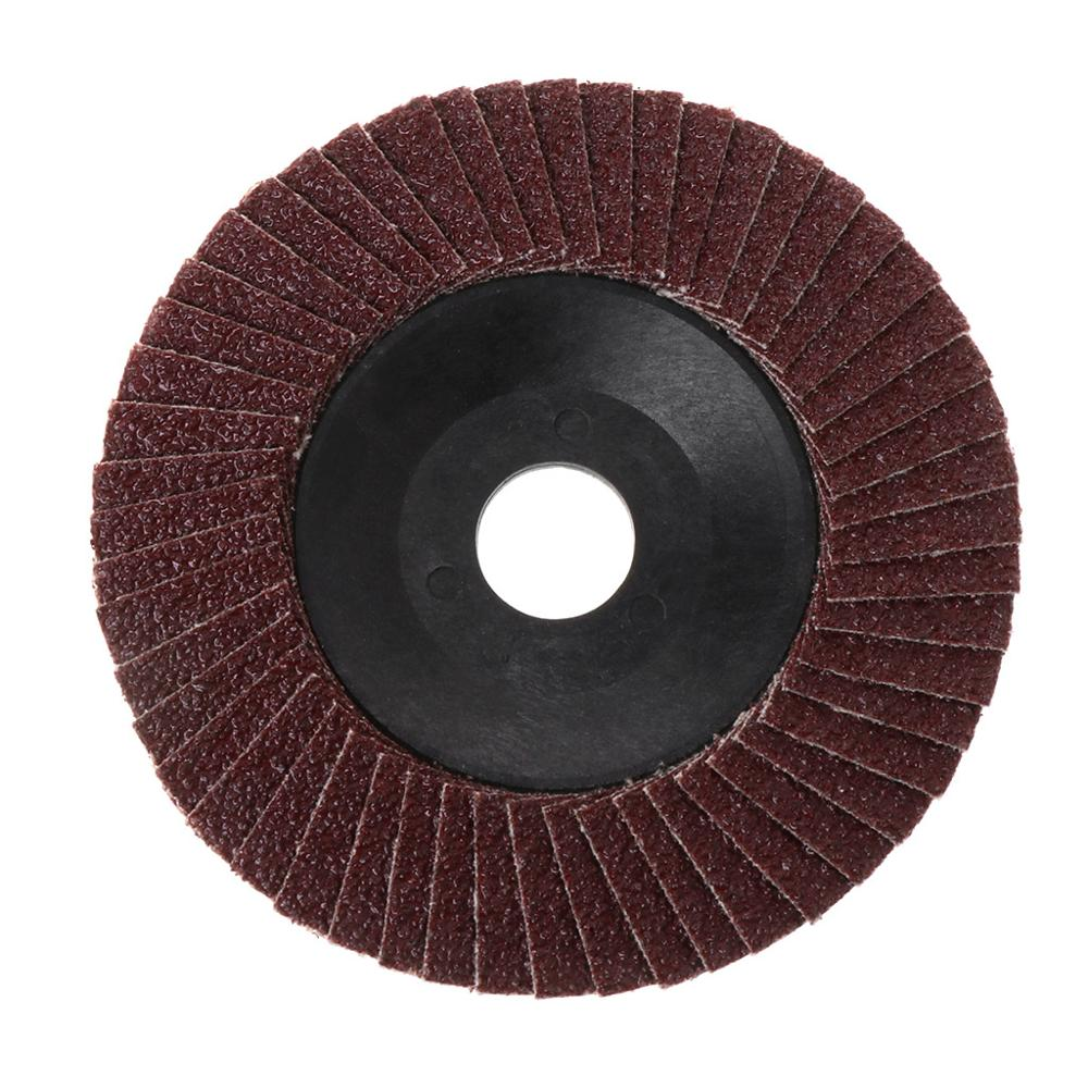 Hook Loop Delta Sanding Abrasive Discs Pads 93mm Triangle 120 Grit Fine 50pc
