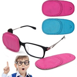 30Pcs/5Packs Eye patch Amblyopia Eyeglasses Patches For Kids Strabismus Treatment Vision Care Kit Children Health Care Supplies
