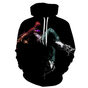 2020 New Victory Royale Gaming Pink Bear New 3D Hoodie Streetwear Hip Hop Sweat Personalized pattern customization Hoodies