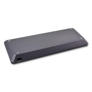 Diamond 60% CNC анодированный алюминий чехол акриловый чехол для 60% GK64 механическая клавиатура для GH60 Bluetooth Gk61 GK64 DZ60