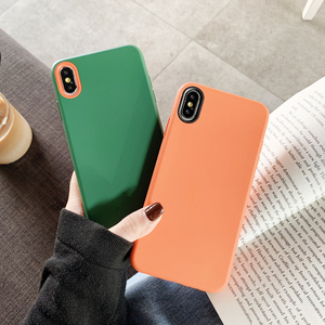 Image 1 - BW6003 soft cases for iphoneXS silicon cover UNBreak