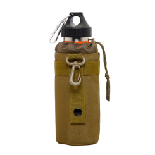 Outdoor Cup Set Cover Camouflage Aquarius Bag Sports Quilt Waist Bottle For Hiking Climbing Camping Accessories