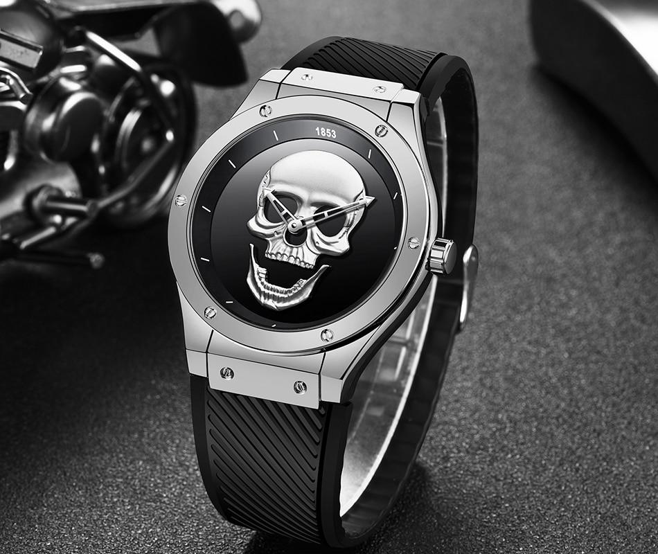 relógios marca superior de luxo sílica gel