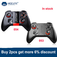 Mocute 054 Bluetooth Gamepad Mobile Joypad Android Joystick Wireless VR Controller Smartpho