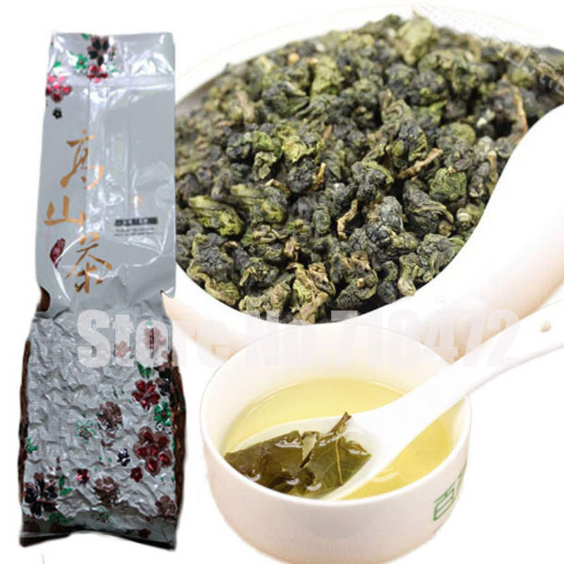China Taiwan High Mountains Jin Xuan Milk Oolong Tea For Health Care Dongding Oolong Tea Green Food With Milk Flavor