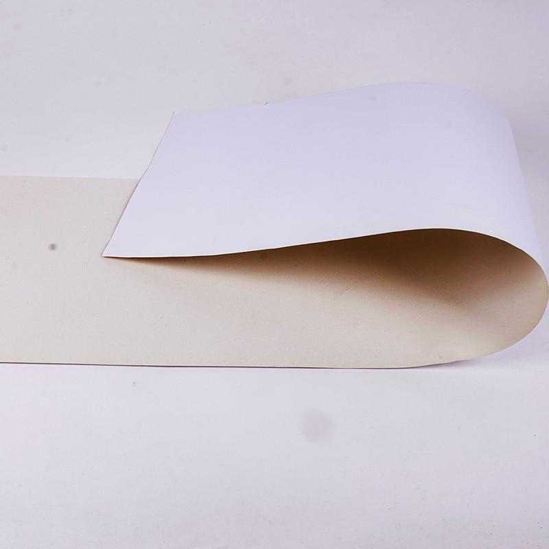 Non-Standard Long Board Transparent Sandpaper 15 Silk Oily Transparent Sandpaper Transparent Skateboard Sandpaper Zhi Hua Bu MS3