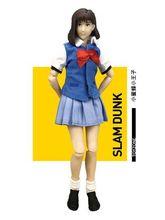 ของเล่นที่ยอดเยี่ยม Dasin Akagi Haruko Action FIGURE สาว SLAM DUNK GT รุ่นของเล่น