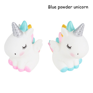 Image 4 - Rainbow Cake Toppers Birthday Party Decoration Kids Cupcake Toppers Cloud Egg Balloon Cake Flags Party Cake Decoration Unicorn
