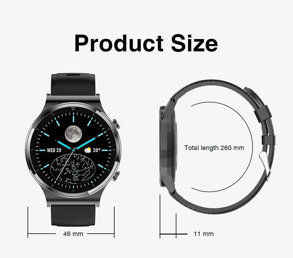 H8744007c297c45bfb24b0b6adc559b278 NUOBO 2021 New Smart Watch Men Bluetooth Call Heart Rate Blood Pressure Sports IP68 Waterproof Smartwatch for Android IOS Phone