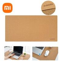 Xiaomi Mi Maus Pad 800*400mm Große Größe Eiche Kork Mousepad Wasserdichte Fleck Beständig Schreibtisch Matte Laptop Computer spiel Maus Pad