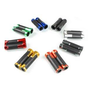 Image 5 - 7/8 22 мм аксессуары для мотоциклов рукоятка для руля противоскользящая удобная рукоятка для мотоцикла ручка для Aprilia Rs125