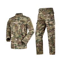 Suit Hunting-Clothing Camouflage-Suit Outdoor ACU CS Wear-Resistant Mountaineering Training