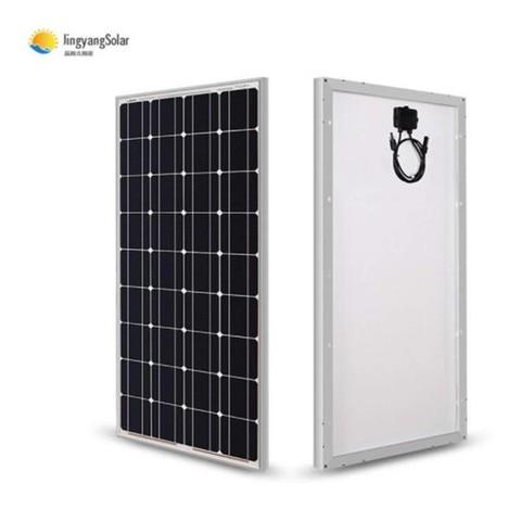 Solar de Vidro Solar para Carregar a Bateria Painel 12v 100 w 100w 200w
