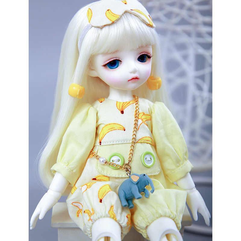 LCC Chloe, siut 1/6 conjunto completo, modelo de muñeca BJD SD para niños o niñas, Oueneifs yosd napi luts littlefee, juguetes para niñas, cumpleaños, navidad