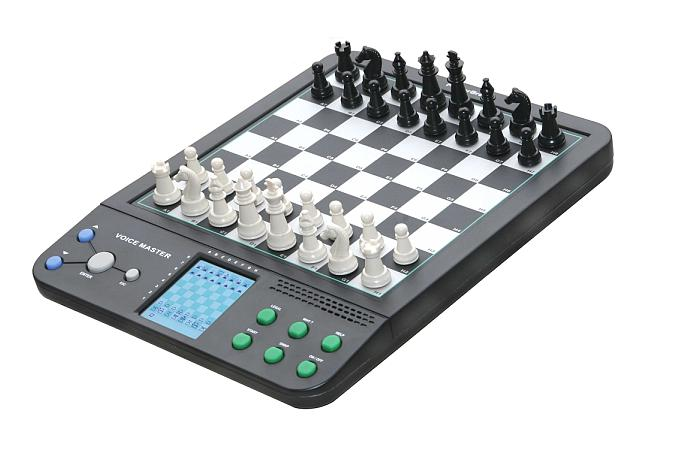 Chess Can Be Man-machine Game Exported To European Intelligent Chess Electronic Board