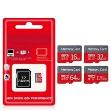 Mini SD Card Micro Sd Card 8gb 16gb 32gb Class 10 64gb 128gb Fast Speed Memory Card MicroSD Flash Drive 64gb Pendrive For Phone