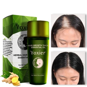 Yoxier Hair Growth Thicken Essential Oils Nourishing Hair Scalp Anti-hair Loss Hair Growth Oil Care