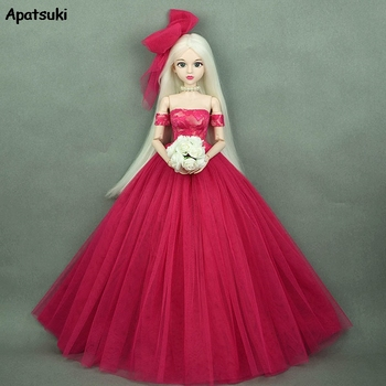 White Noctilucent Hair 1/4 BJD Nude XINYI Doll 3D Real Eyes Naked 46cm Original Doll body Make-up Doll For Cosplay DIY Dolls Kid