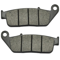 Motorcycle Front Brake Pad For Honda NSS125 Forza RS125R CB250 CBR250R CBX250F VT250 VTZ250 NSS300 CB400 CB-1 CB400F CBR400RR