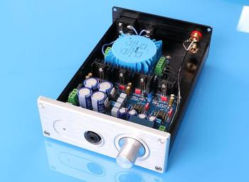 HIFI A1 Headphone Amplifier AMP Machine Finished Dual 15-18V Reference Beyerdynamic A1 Headphone Audio Amplifier