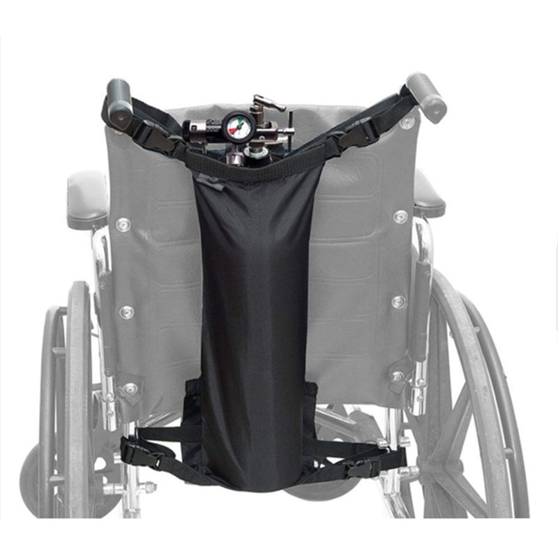 oxford pano portátil bolsa armazenamento universal roda