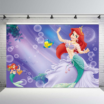 Fghgf Princesa La Sirenita Ariel Muñecas De Peluche 20 Cm