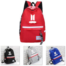 Kpop Bangtan Jimin Jungkook Suga V. Jin Gradder Portrait Same Paragraph Rabbit Ear Backpack Korean Edition Student Backpack(China)