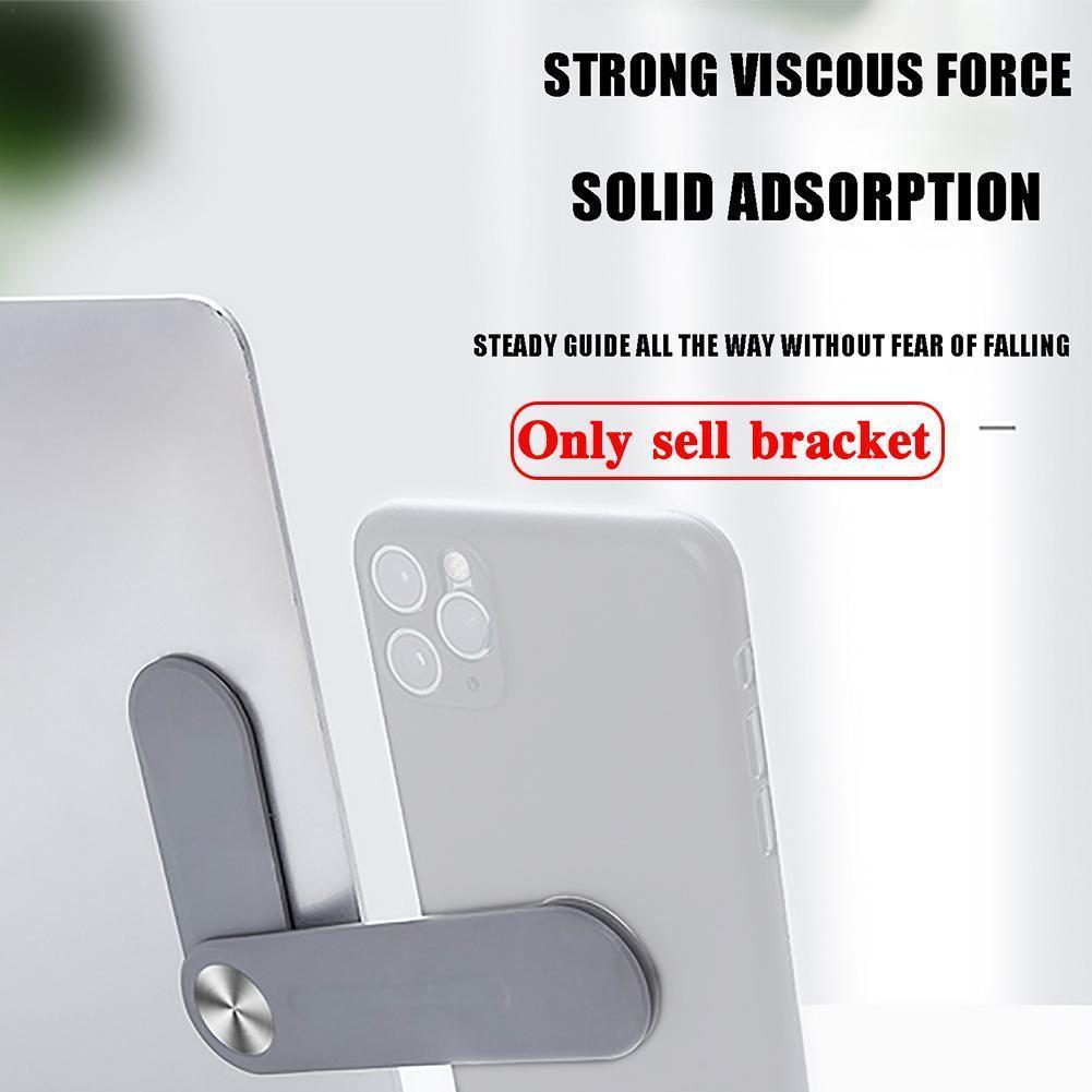 Magnetic Folding Holder For Phone Stand Holder Extension Screen Multi Tablet Laptop Adjust Suppo Bracket Connect Mount Side B0T2