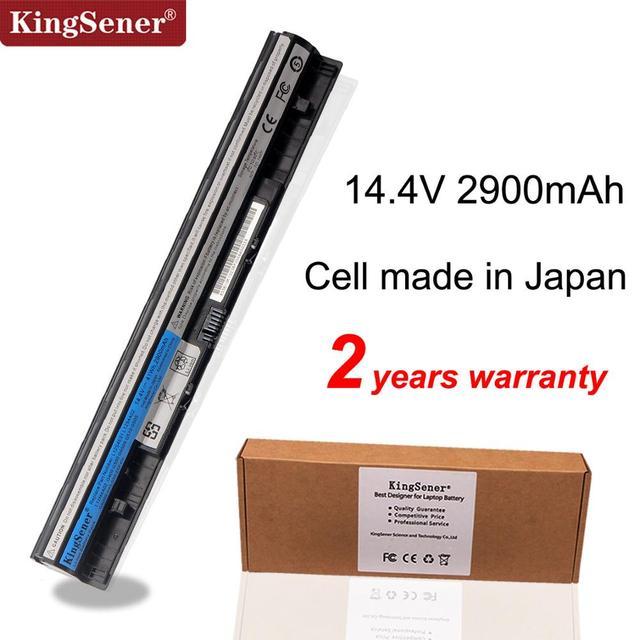 KingSener L12S4E01 L12M4E01แบตเตอรี่สำหรับLenovo G400S G410S G500 G500S G510S G405S G505S S510P S410P Z501 Z710 L12L4A02 L12L4E01