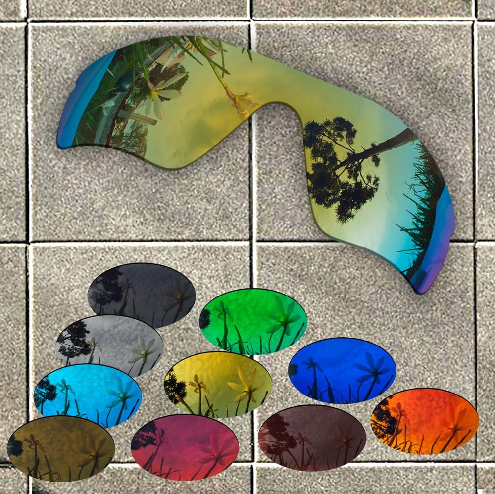 Polarized Sunglasses Replacement Lens For-Oakley Radar Path Frame 100% UV Protection Good Fitness - Many Choices
