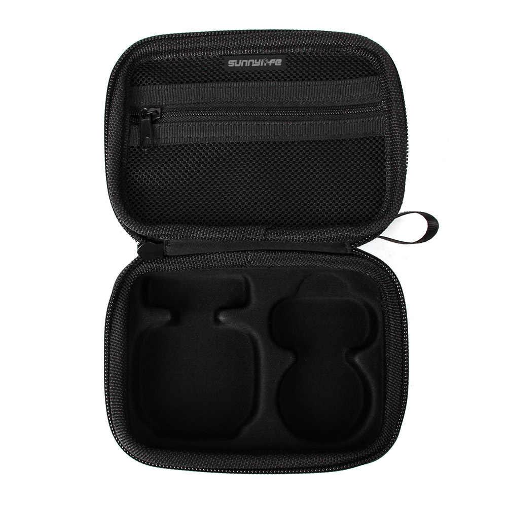 Taşınabilir saklama çantası çanta taşıma çantası kılıfı sert çanta için Insta360 gitmek kamera aksesuarları parçaları