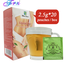 New Arrival Herbal Female Uterine Fibroid Tea Clean Womb Toxin and Waste Shrinking Health Care Detox