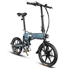 Fiido D2s Folding Electric Bicycle 2 Wheel 7.8Ah 36V 250w Ebike Cycling 25km/H Electric Bike E Bike Foldable