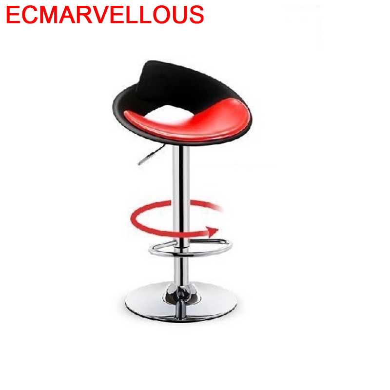 Moderno Barstool Fauteuil Sgabello Stuhl Tabouret Comptoir Taburete De La Barra Sedie Silla Stool Modern Cadeira Bar Chair
