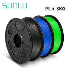 SUNLU PLA Filament Set 3 Rollen 1,75mm Für 3D Drucker 100% Keine Blase Hervorragende Qualität Kunststoff Filament Für Kinder scribble